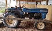 Iseki TS4010 tractor photo