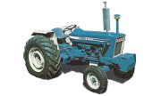 Ford 6600 tractor photo