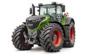 Fendt 1038 Vario tractor photo