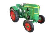 Deutz F1L514 50 tractor photo
