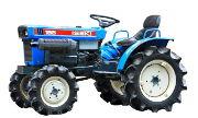Iseki TX155 tractor photo