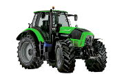Deutz-Fahr 7210 TTV tractor photo