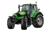 Deutz-Fahr 6160 TTV tractor photo