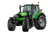 Deutz-Fahr 6180 TTV tractor photo