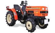 VST Mitsubishi Shakti VT224 tractor photo