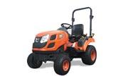 Kioti CS2510 tractor photo