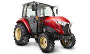 Yanmar YT359 tractor photo