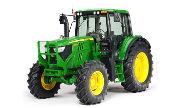 John Deere 6110M tractor photo