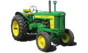 John Deere 620 Standard tractor photo