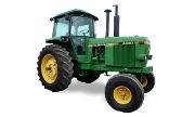 John Deere 4240 tractor photo