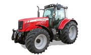 Massey Ferguson 6460 tractor photo