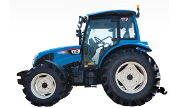 LS XP7102 tractor photo
