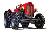 Massey Ferguson DT4500 tractor photo