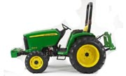 John Deere 3025E tractor photo