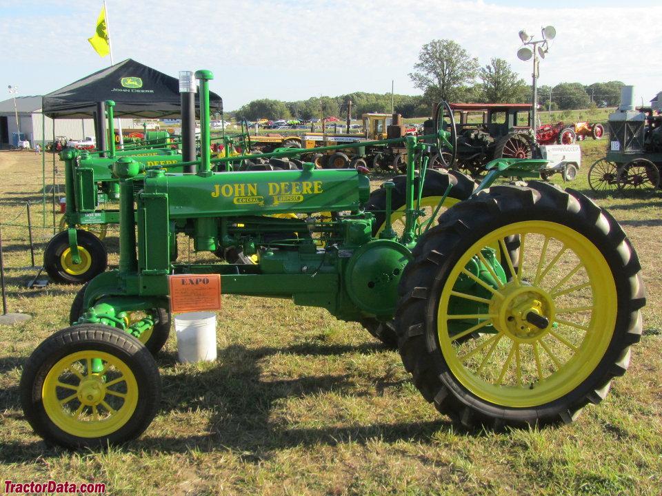 Tractordata Com John Deere Bw Tractor Photos Information