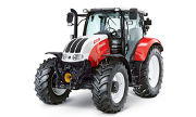 Steyr 4120 Profi CVT tractor photo