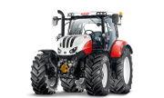 Steyr 4135 Profi CVT tractor photo