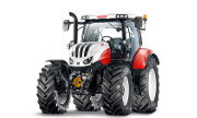 Steyr 4145 Profi CVT tractor photo