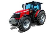 Massey Ferguson 6713 tractor photo