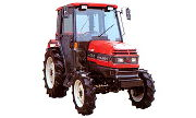 Mitsubishi MT368 tractor photo