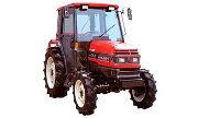 Mitsubishi MT468 tractor photo