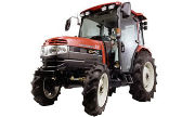 Mitsubishi GX46 tractor photo