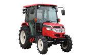 Mitsubishi GX371 tractor photo