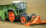 Fendt 380GHA tractor photo