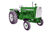 Oliver 1550 Row Crop Utility tractor photo