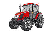 Zetor Proxima Power 120 tractor photo