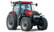 CaseIH Maxxum 150 tractor photo