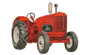 Massey-Harris 203G tractor photo