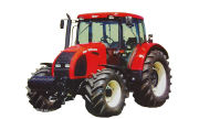 Zetor Forterra 11441 tractor photo