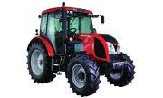 Zetor 8040 tractor photo