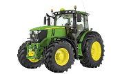 John Deere 6250R tractor photo