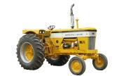 Minneapolis-Moline M-670 Super tractor photo