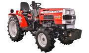 VST Shakti MT270 4W Plus tractor photo
