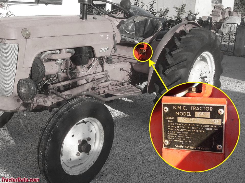 TractorData com Nuffield Mini 9/16 tractor information