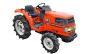 Kubota GT-8 tractor photo