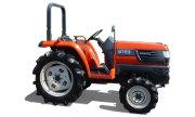 Kubota GT-23 tractor photo