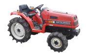 Mitsubishi MT18 tractor photo