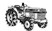Kubota L1-285 tractor photo