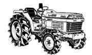 Kubota L1-295 tractor photo