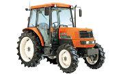 Kubota GM64 tractor photo