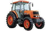 Kubota GM75 tractor photo