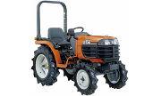 Kubota GB140 tractor photo