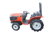 Kubota GB16 tractor photo