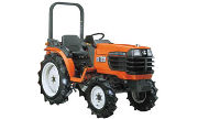 Kubota GB160 tractor photo