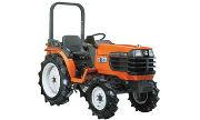Kubota GB180 tractor photo