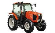 Kubota M135G tractor photo